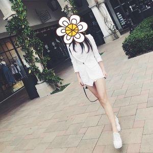 Michael Kors Sneaker White